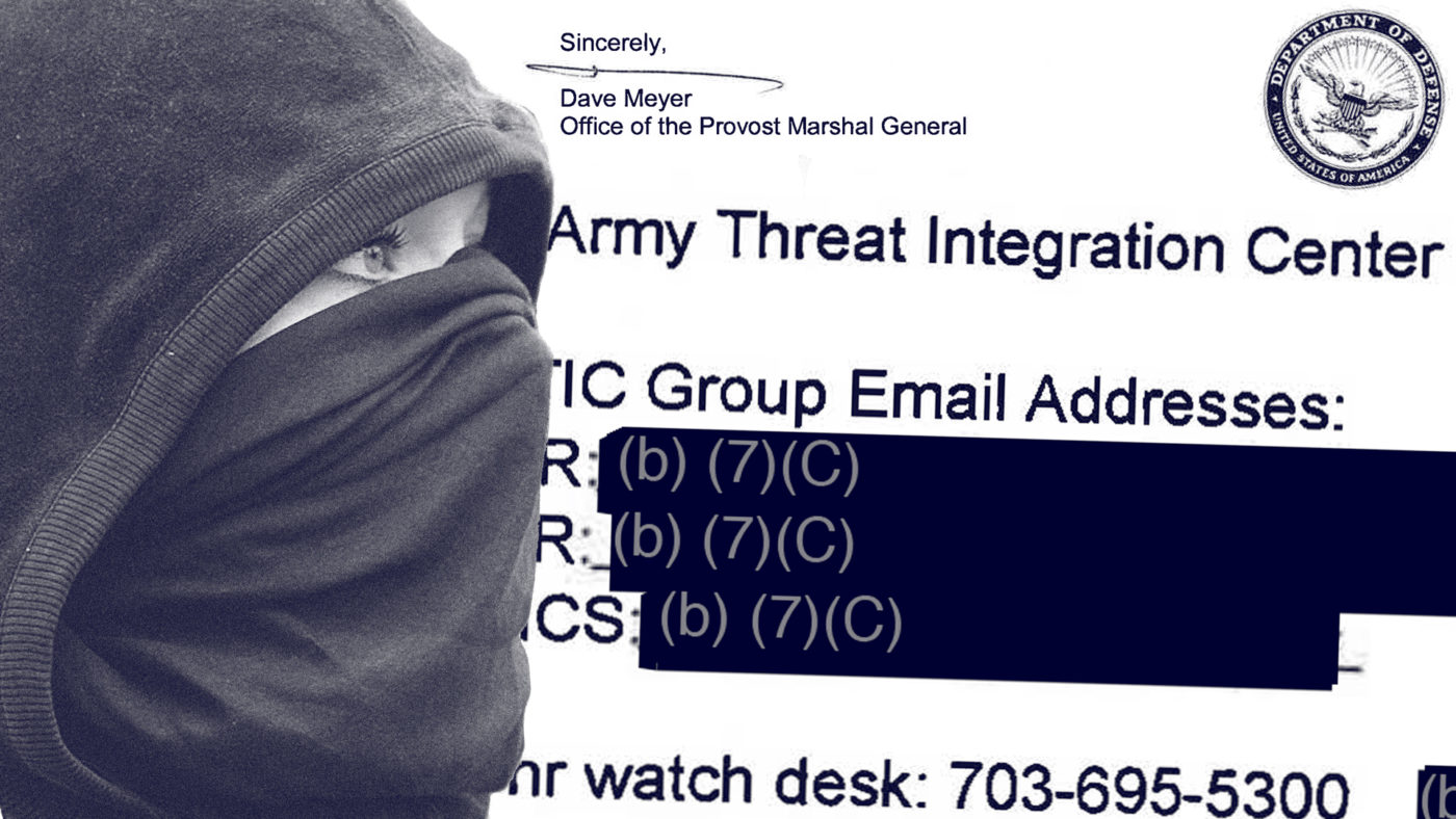 DoD Documents Reveal Army Intelligence Kept Tabs on Antifa while Downplaying Threat Posed by White Nationalists
